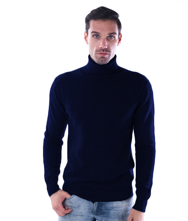 Turtle Neck 100% cashmere