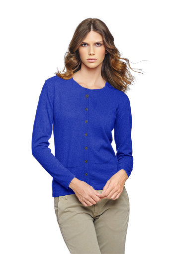 Rdc cardigan bleu flash