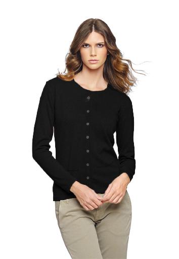 Rdc cardigan noir poche