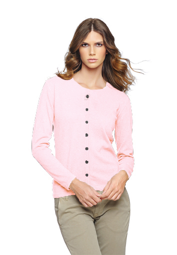 Rdc cardigan rose