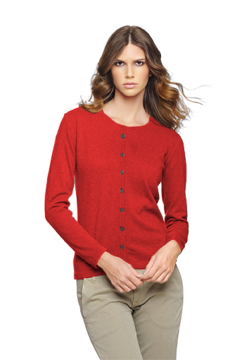 Rdc cardigan rouge