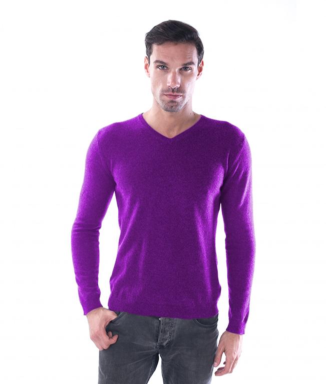 V violet