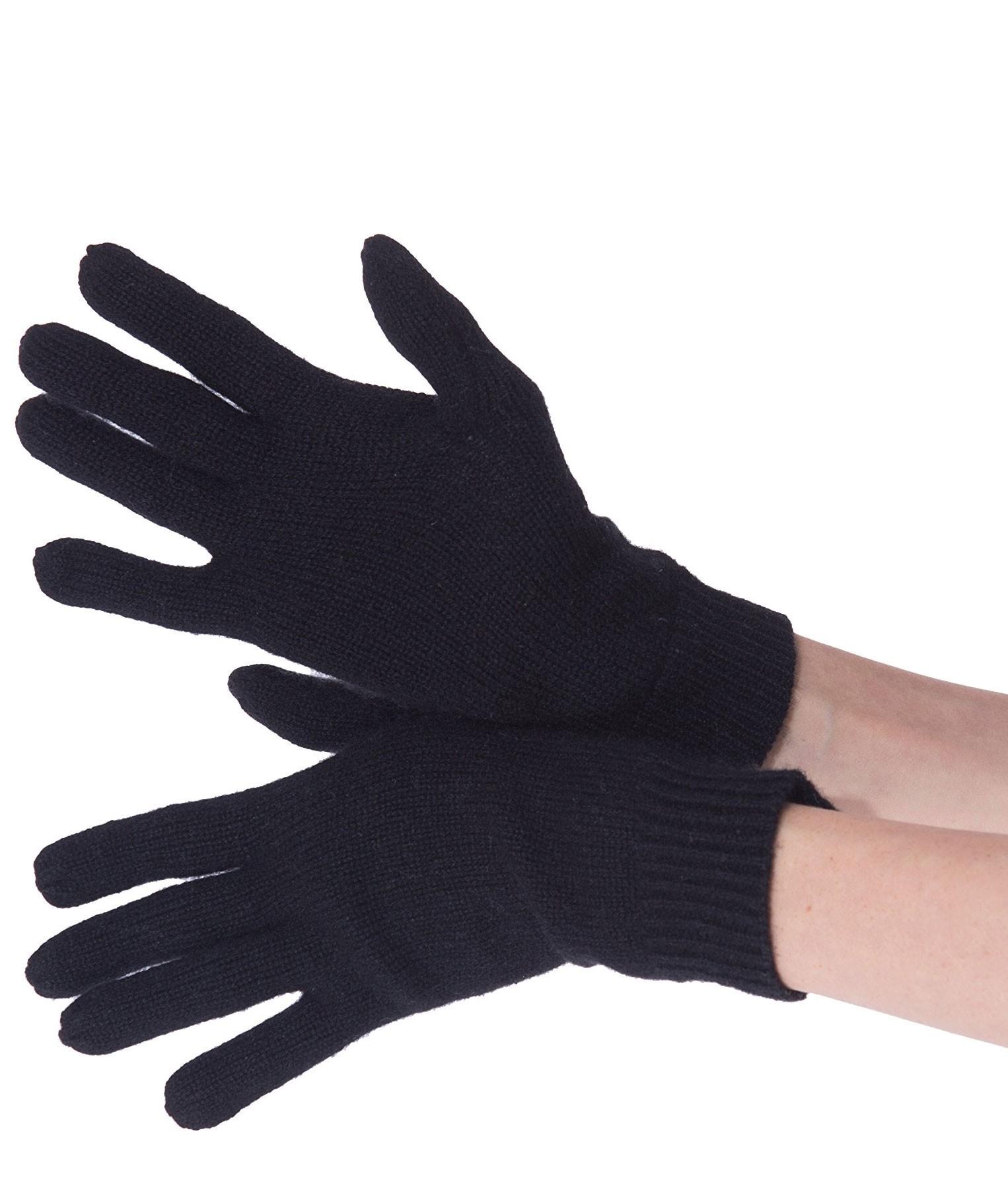 Gants black